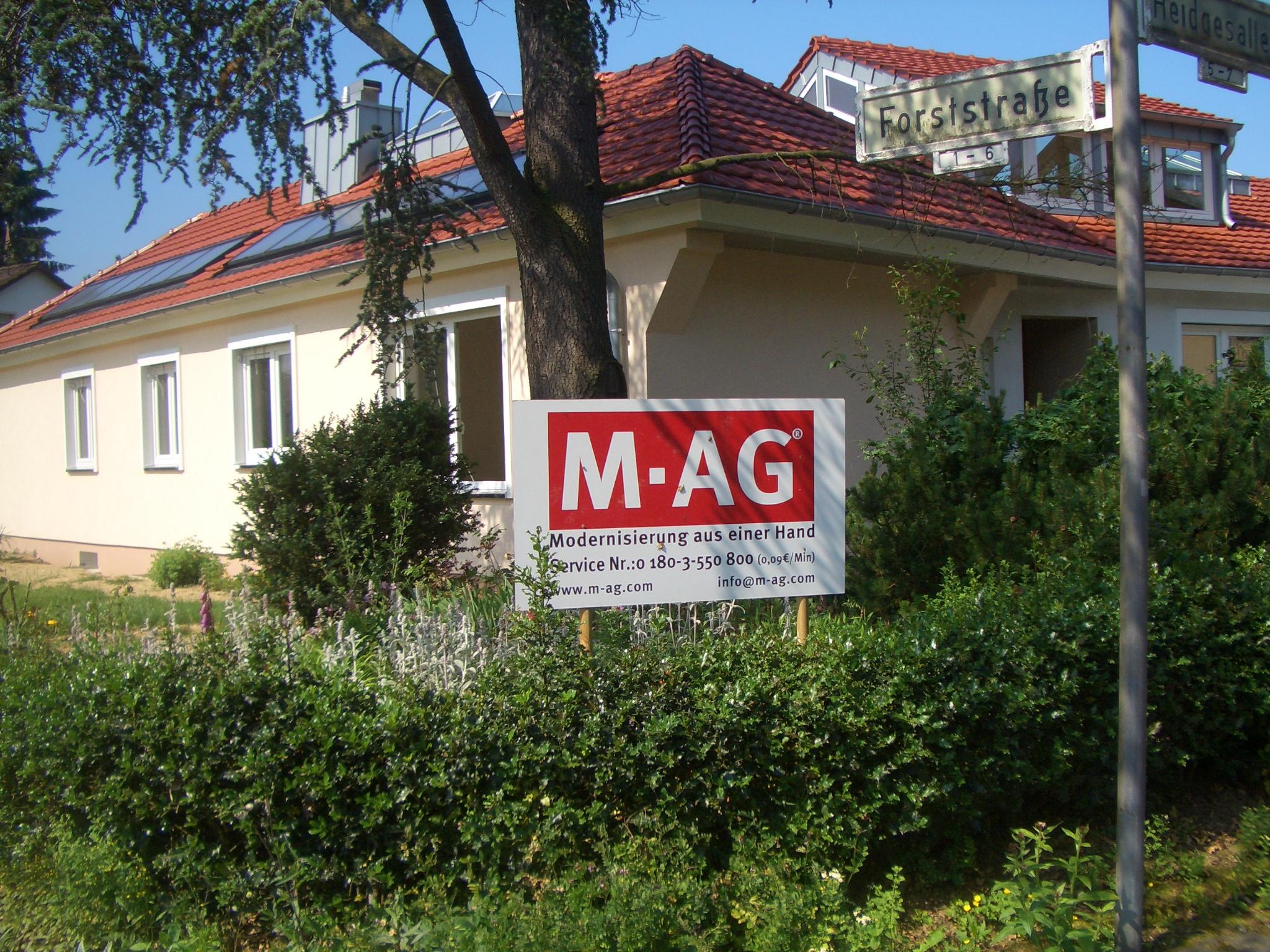 Altbausanierung, Hausrenovierung, Kernsanierung | m-ag